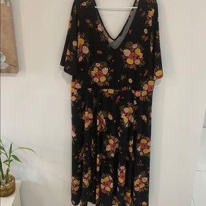 Torrid 4 Plus Size Dress Size 26